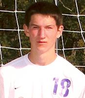 Jeff Hirsch, '08, Midfielder